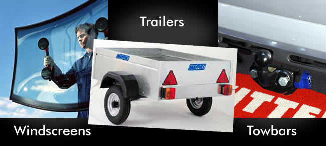 Nationwide Autoscreen, Trailers Towbars in Barrow in Furness